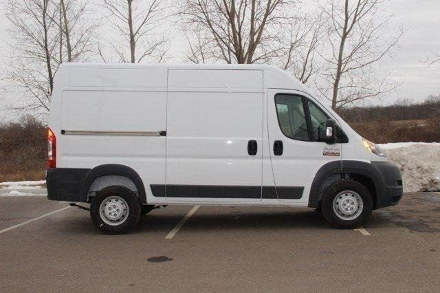 2018 ProMaster 1500 High Roof 4x2,  Empty Cargo Van #L18A019 - photo 29