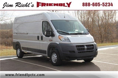 2018 ProMaster 2500 High Roof, Cargo Van #L18A023 - photo 1