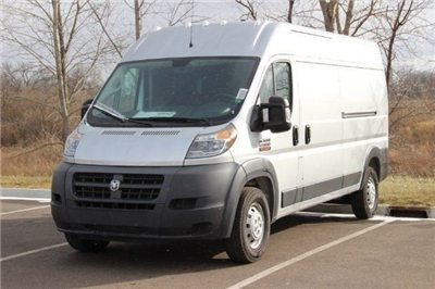 2018 ProMaster 2500 High Roof, Cargo Van #L18A023 - photo 4