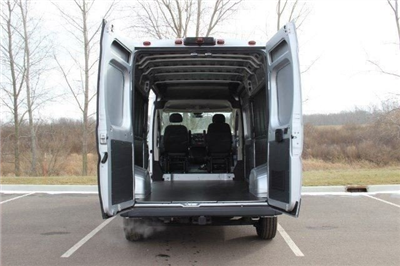 2018 ProMaster 2500 High Roof, Cargo Van #L18A023 - photo 2