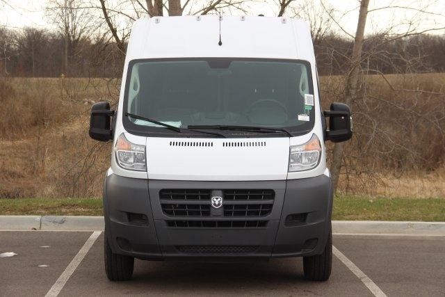 2018 ProMaster 1500 High Roof FWD,  Empty Cargo Van #L18A026 - photo 4
