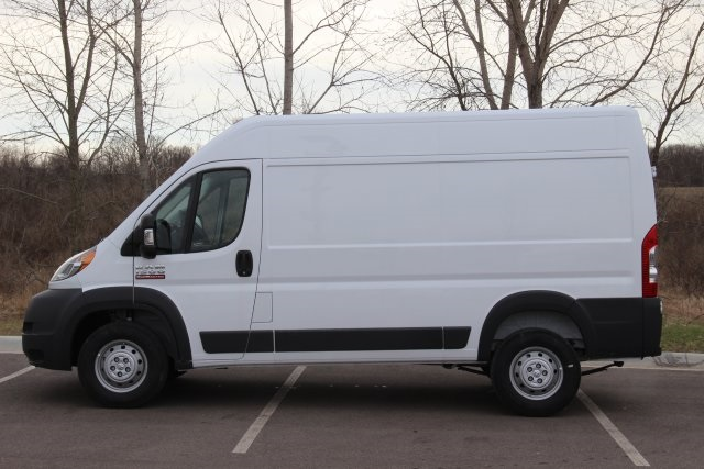 2018 ProMaster 1500 High Roof 4x2,  Empty Cargo Van #L18A026 - photo 5