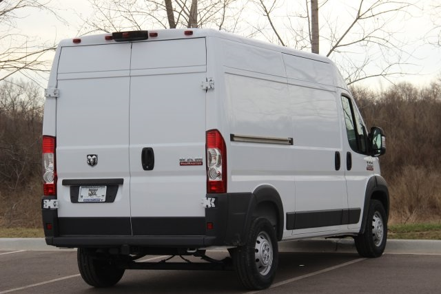 2018 ProMaster 1500 High Roof 4x2,  Empty Cargo Van #L18A026 - photo 2