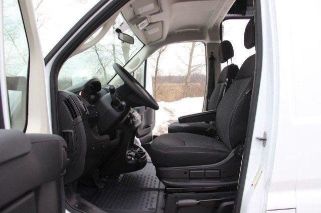 2018 ProMaster 1500 High Roof 4x2,  Empty Cargo Van #L18A026 - photo 10