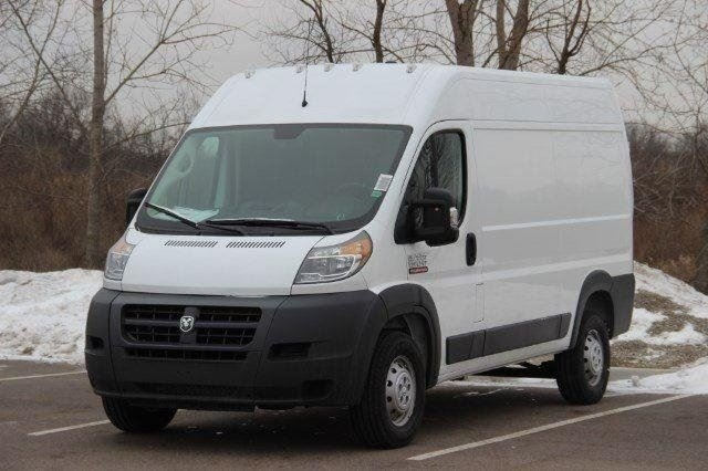2018 ProMaster 1500 High Roof 4x2,  Empty Cargo Van #L18A026 - photo 21