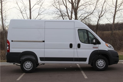 2018 ProMaster 1500 High Roof FWD,  Empty Cargo Van #L18A026 - photo 9