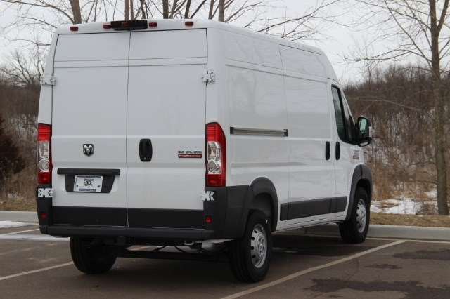 2018 ProMaster 1500 High Roof, Cargo Van #L18A027 - photo 8