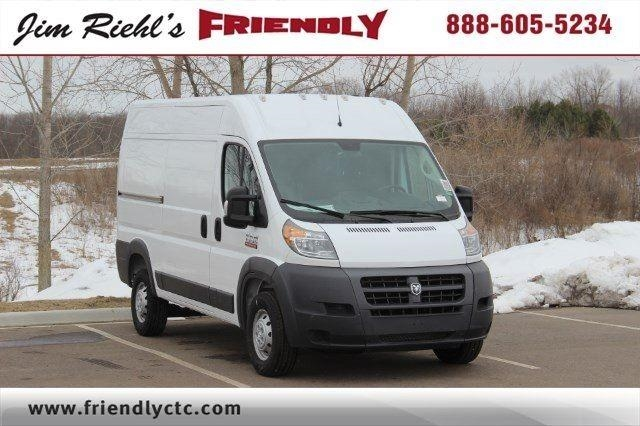 2018 ProMaster 1500 High Roof, Cargo Van #L18A027 - photo 17