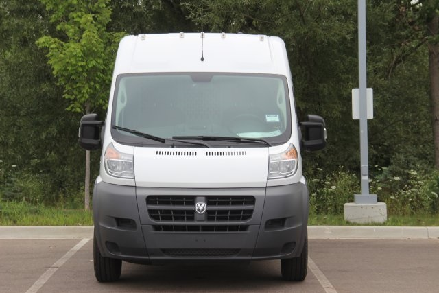 2018 ProMaster 1500 High Roof 4x2,  Empty Cargo Van #L18A027 - photo 3