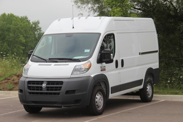 2018 ProMaster 1500 High Roof 4x2,  Empty Cargo Van #L18A027 - photo 4