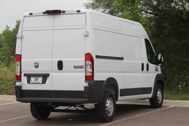 2018 ProMaster 1500 High Roof 4x2,  Empty Cargo Van #L18A027 - photo 8