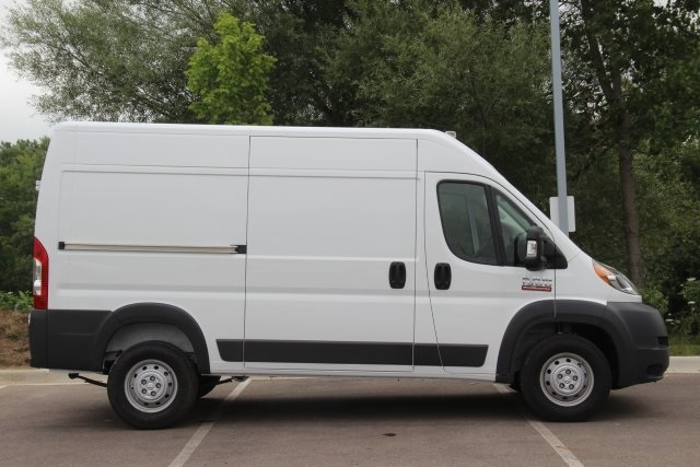 2018 ProMaster 1500 High Roof 4x2,  Empty Cargo Van #L18A027 - photo 9