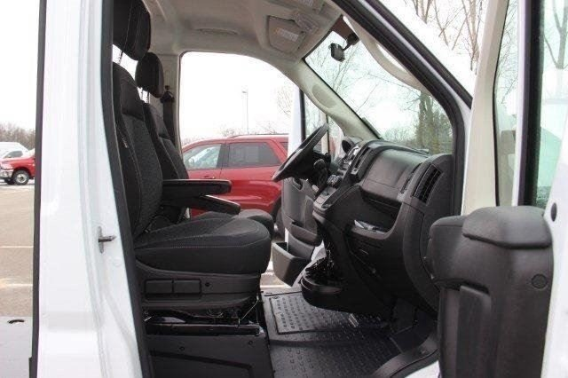 2018 ProMaster 1500 High Roof FWD,  Empty Cargo Van #L18A027 - photo 12