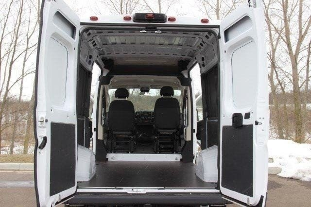 2018 ProMaster 1500 High Roof 4x2,  Empty Cargo Van #L18A027 - photo 2