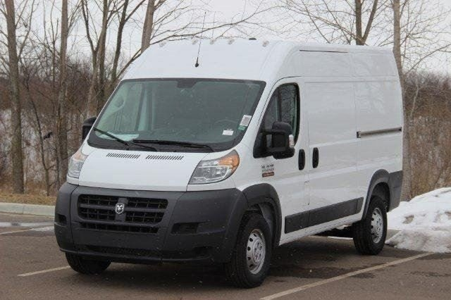 2018 ProMaster 1500 High Roof 4x2,  Empty Cargo Van #L18A027 - photo 20
