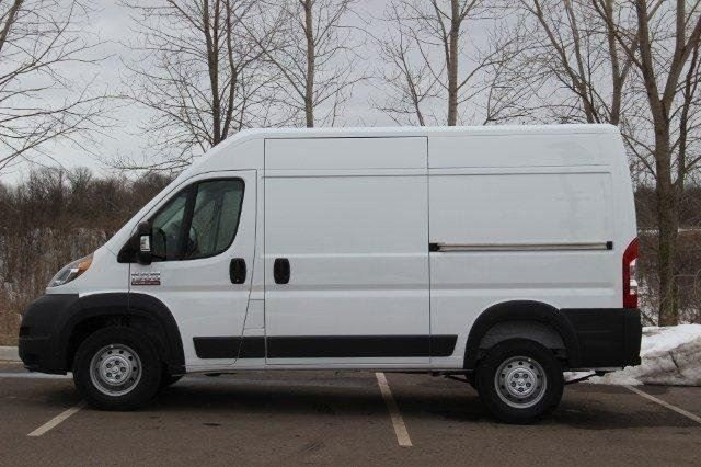 2018 ProMaster 1500 High Roof 4x2,  Empty Cargo Van #L18A027 - photo 21