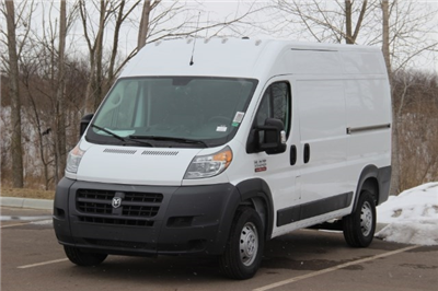 2018 ProMaster 1500 High Roof, Cargo Van #L18A027 - photo 4