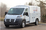 2018 ProMaster 3500 Standard Roof,  Service Utility Van #L18A031 - photo 4