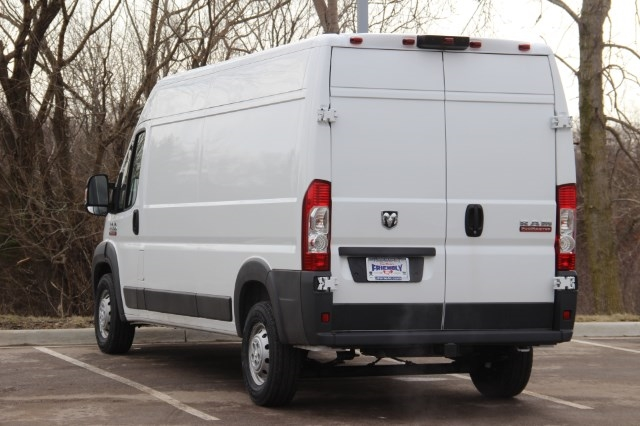 2018 ProMaster 2500 High Roof, Cargo Van #L18A039 - photo 6