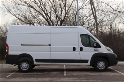 2018 ProMaster 2500 High Roof, Cargo Van #L18A039 - photo 9