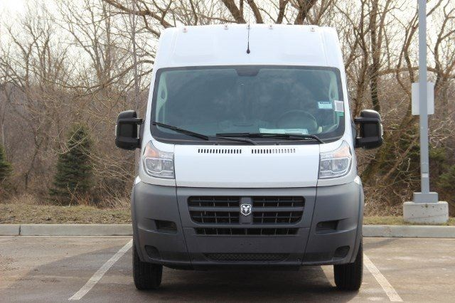 2018 ProMaster 3500 High Roof 4x2,  Empty Cargo Van #L18A042 - photo 3