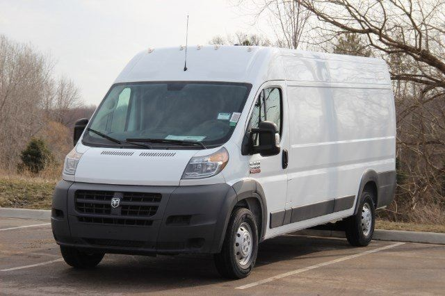 2018 ProMaster 3500 High Roof FWD,  Empty Cargo Van #L18A042 - photo 4