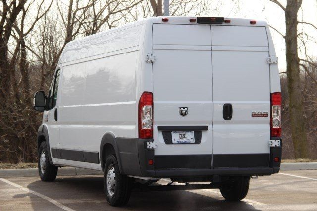 2018 ProMaster 3500 High Roof FWD,  Empty Cargo Van #L18A042 - photo 6