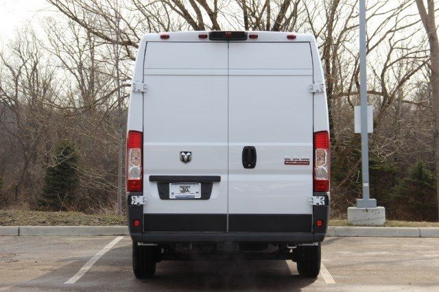 2018 ProMaster 3500 High Roof FWD,  Empty Cargo Van #L18A042 - photo 7