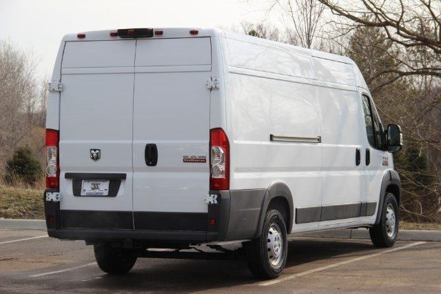 2018 ProMaster 3500 High Roof 4x2,  Empty Cargo Van #L18A042 - photo 8