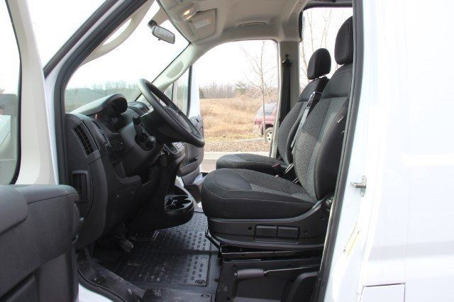 2018 ProMaster 3500 High Roof 4x2,  Empty Cargo Van #L18A042 - photo 11