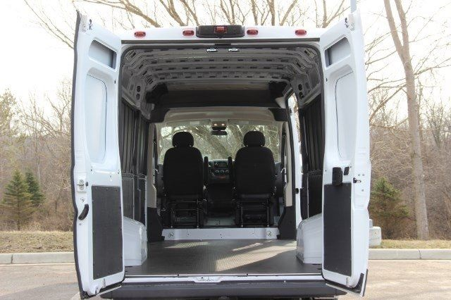 2018 ProMaster 3500 High Roof FWD,  Empty Cargo Van #L18A042 - photo 2