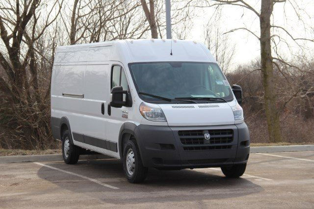 2018 ProMaster 3500 High Roof FWD,  Empty Cargo Van #L18A042 - photo 19