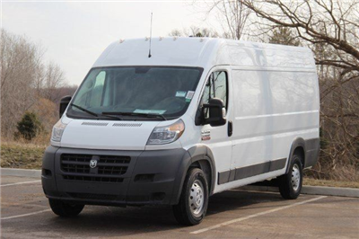 2018 ProMaster 3500 High Roof 4x2,  Empty Cargo Van #L18A042 - photo 4