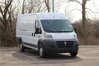 2018 ProMaster 3500 High Roof 4x2,  Empty Cargo Van #L18A042 - photo 19
