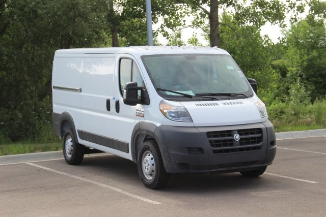 2018 ProMaster 1500 Standard Roof 4x2,  Empty Cargo Van #L18A048 - photo 4