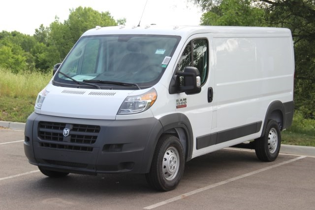 2018 ProMaster 1500 Standard Roof 4x2,  Empty Cargo Van #L18A048 - photo 3