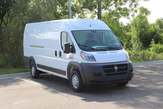 2018 ProMaster 3500 High Roof 4x2,  Empty Cargo Van #L18A051 - photo 3