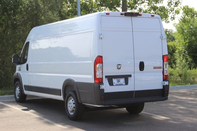 2018 ProMaster 3500 High Roof 4x2,  Empty Cargo Van #L18A051 - photo 6