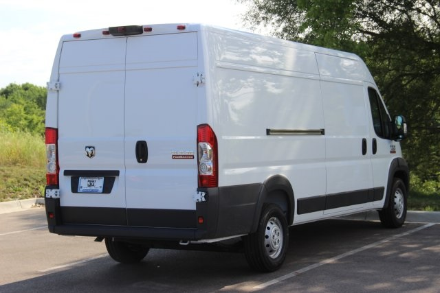 2018 ProMaster 3500 High Roof 4x2,  Empty Cargo Van #L18A051 - photo 8