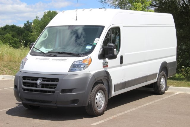 2018 ProMaster 3500 High Roof FWD,  Empty Cargo Van #L18A052 - photo 4
