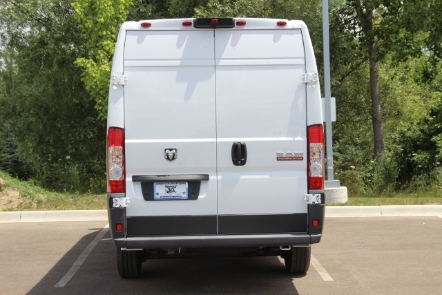 2018 ProMaster 3500 High Roof FWD,  Empty Cargo Van #L18A052 - photo 7
