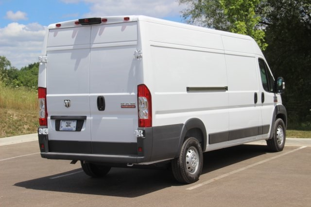 2018 ProMaster 3500 High Roof FWD,  Empty Cargo Van #L18A052 - photo 8
