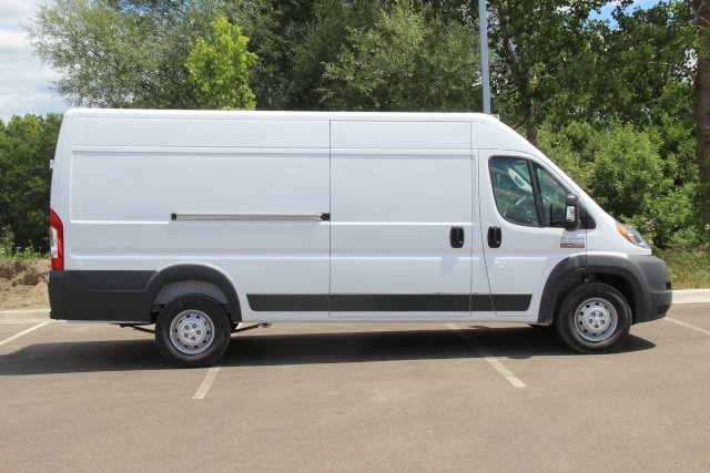 2018 ProMaster 3500 High Roof FWD,  Empty Cargo Van #L18A052 - photo 9