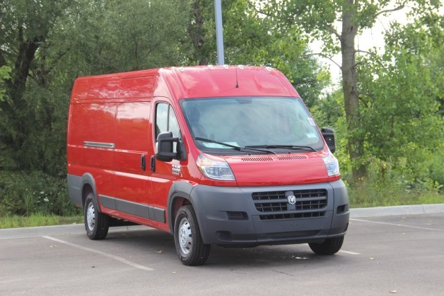 2018 ProMaster 3500 High Roof FWD,  Empty Cargo Van #L18A053 - photo 1