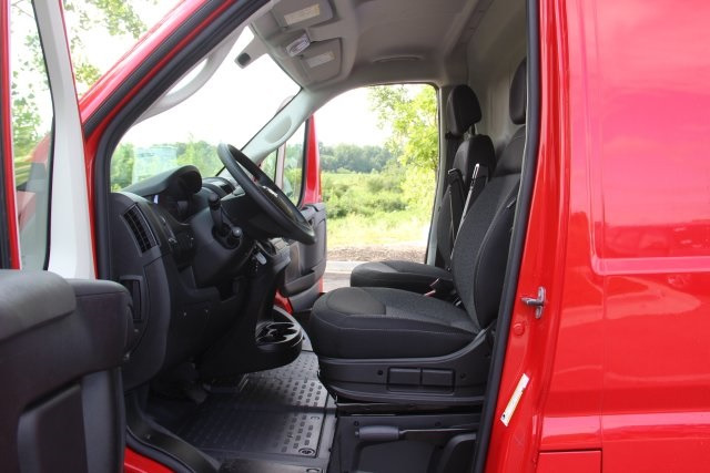2018 ProMaster 3500 High Roof FWD,  Empty Cargo Van #L18A053 - photo 11