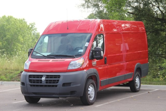 2018 ProMaster 3500 High Roof FWD,  Empty Cargo Van #L18A053 - photo 4