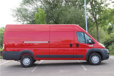 2018 ProMaster 3500 High Roof FWD,  Empty Cargo Van #L18A053 - photo 9