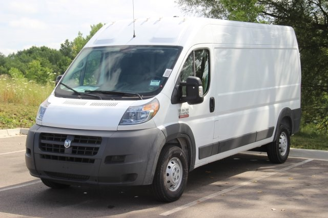 2018 ProMaster 2500 High Roof FWD,  Empty Cargo Van #L18A054 - photo 4