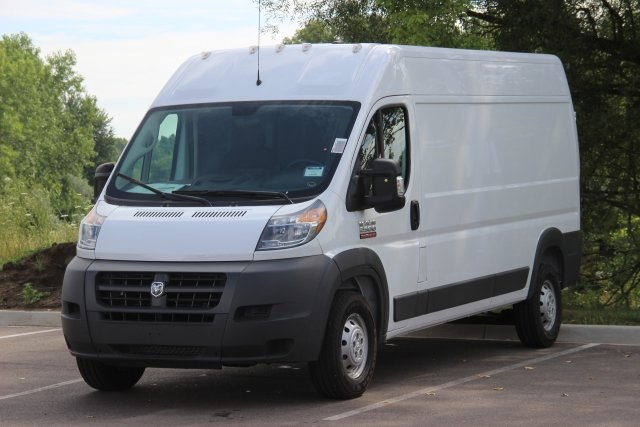 2018 ProMaster 2500 High Roof FWD,  Empty Cargo Van #L18A055 - photo 4
