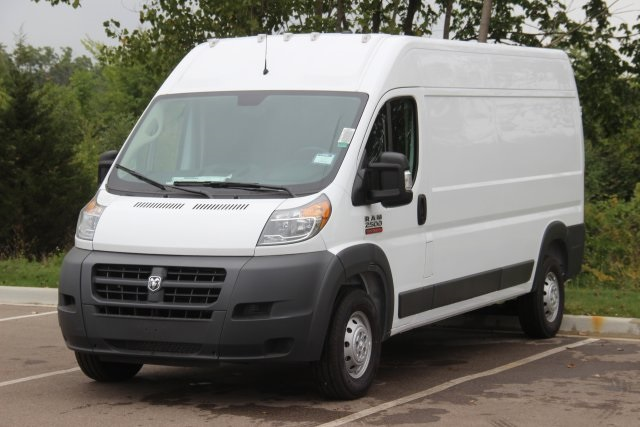2018 ProMaster 2500 High Roof FWD,  Empty Cargo Van #L18A061 - photo 4